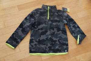 Fleece Sweater, Brand New with Tags, Size 5