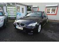2009 BMW 5 SERIES 520D M SPORT BUSINESS EDITION GOOD SPEC SALOON DIESEL