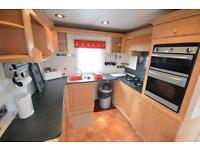 Static Caravan Lowestoft Suffolk 2 Bedrooms 6 Berth ABI Sunningdale 2003