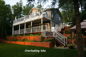 WATERFRONT home with guest cottage Northern Ontario