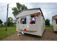 Static Caravan Steeple, Southminster Essex 2 Bedrooms 6 Berth Willerby Richmond