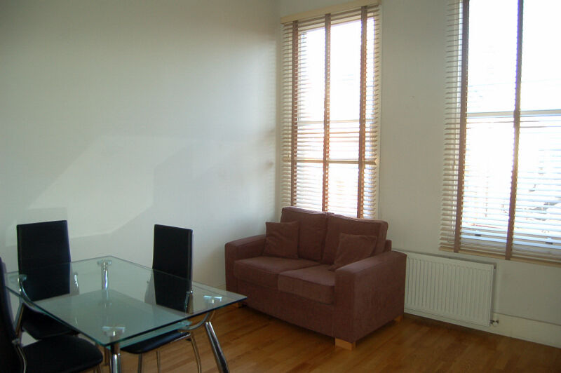 So light and Bright 1 bedroom Flat in Barons Court West Kensington W14 to let