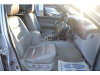 2007 KIA SORENTO XS CRDI 2.5 DIESEL MANUAL 5 DOOR 4X4 4X4 DIESEL