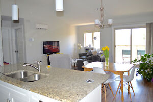 Beautiful Modern, Naturally Lit Apartment in Moncton North