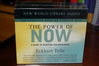 "Eckhart Tolle's ""Power of Now"" on CD"
