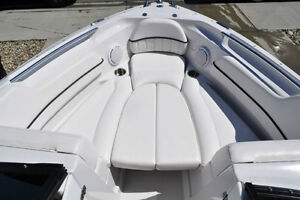 Four Winns H210SS 300 HP 21' Beautiful Boat Strathcona County Edmonton Area image 6