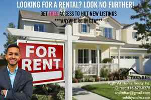 Looking for a Rental? Look No Further!! Free property search!!