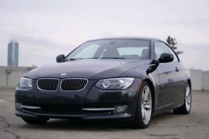 2011 BMW 328i Sport Package 6 Speed