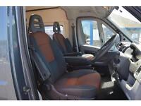 2011 TRIGANO TRIBUTE 650 120 2.3 DIESEL 2 BERTH 3 BELTED TRAVELING SEATS 3 DOOR