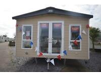 Static Caravan Felixstowe Suffolk 2 Bedrooms 6 Berth ABI Beaumont 2017 Suffolk