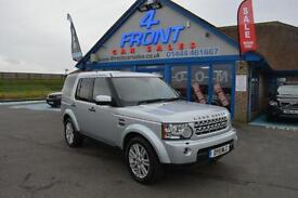 2011 LAND ROVER DISCOVERY 4 TDV6 HSE 3.0 DIESEL AUTO 7 SEATER 5 DOOR 4X4 4X4 DI