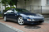 1994 Nissan 300zx - Right Hand Drive - Comes with Warranty