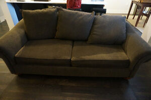 SOFA BED! Great Condition, Modern, Neutral