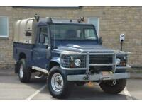 2011 Land Rover Defender 110 2.2 D DPF Pick-Up 2dr (High capacity)