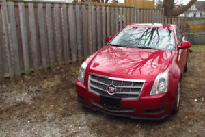 2008 Cadillac CTS AWD/Monoroof/LTHR ★★ Warranty Included★★