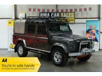 LAND ROVER DEFENDER 110 2.4 TDCi XS DOUBLE CAB PICKUP 4WD VERY LOW MILEAGE