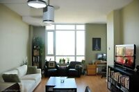 Great Uptown Waterloo,  Bauer Lofts 10th. Floor Condo,  4 Sale.