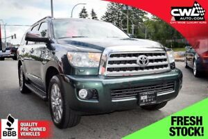 Toyota Sequoia 4WD 4dr Limited 2008