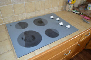 Whirlpool Electric Cooktop