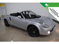 2004 04 TOYOTA MR2 1.8 ROADSTER 2D 138 BHP