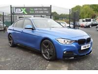 2012 12 BMW 3 SERIES 2.0 318D M SPORT 4D 141 BHP****PERFORMANCE KIT**** DIESEL