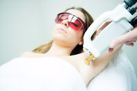 LASER HAIR REMOVAL SERVICES UP TO 40%