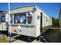 Static Caravan Dymchurch Kent 3 Bedrooms 8 Berth Cosalt Cascade 2008 New Beach