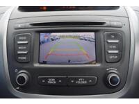 2013 KIA SORENTO CRDI KX-2 2.2 DIESEL AUTO 7 SEATER 5 DOOR 4WD 4X4 DIESEL
