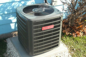 Goodman 2.5 Ton Central Air Condition + COIL