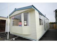 Static Caravan Isle of Sheppey Kent 2 Bedrooms 4 Berth Atlas Florida Super 2004