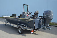 18 Foot Custom Built Jet Boat-Best Quality Available