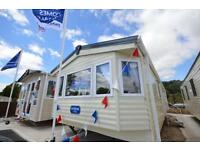 Static Caravan Dawlish Warren Devon 3 Bedrooms 8 Berth Delta Sapphire 2017