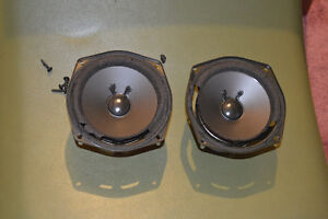Sony 5 1/4 in woofers from a centre channel..need refoaming Kitchener / Waterloo Kitchener Area image 1