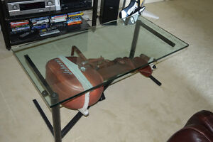 Unique Johnson Outboard Motor Coffee Table - Asking $250