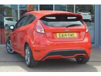 2014 FORD FIESTA 1.6 EcoBoost ST-2 3dr