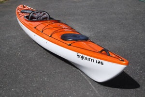 Day Touring Kayak - Hurricane Kayaks Sojourn 126