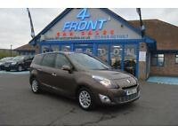 2010 RENAULT GRAND SCENIC PRIVILEGE TOMTOM DCI 1.5 DIESEL MANUAL 7 SEATER MPV D