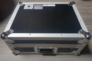 Road case for mixer