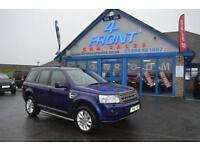 2011 LAND ROVER FREELANDER 2 TD4 HSE 2.2 DIESEL 6 SPEED MANUAL 5 DOOR 4X4 4X4 DI