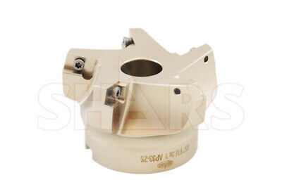 Stop Throwing Away Used Apkt 1604 3 75 Indexable Face Mill New 205.50 Off S