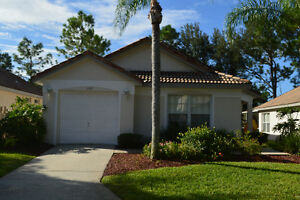 Pool Home in Golf Community Near Disney