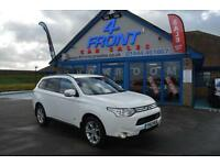 2014 MITSUBISHI OUTLANDER DI-D GX 3 2.2 DIESEL 6 SPEED MANUAL 5 DOORS 7 SEATS 4X
