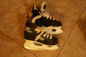 Boys Junior Size 11 Hockey Skates
