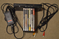 PlayStation 2, with games