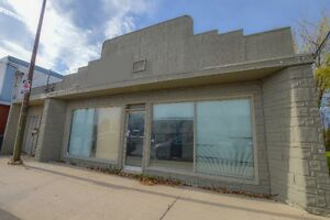 Riverfront Commercial Building on St. Mary's Rd For Sale