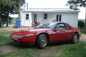 Pontiac Fierro 1988