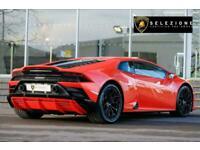 Lamborghini HURACAN EVO 5.2 V10 640 2dr Auto AWD Coupe Petrol Automatic