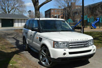 2008 Land Rover Range Rover Sport SUPERCHARGED MAG 22'' GPS