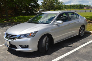 2014 Honda Accord Sport ( One Owner )