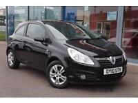 2010 VAUXHALL CORSA 1.0i 12V ecoFLEX Energy GBP30 TAX, ALLOYS and AC